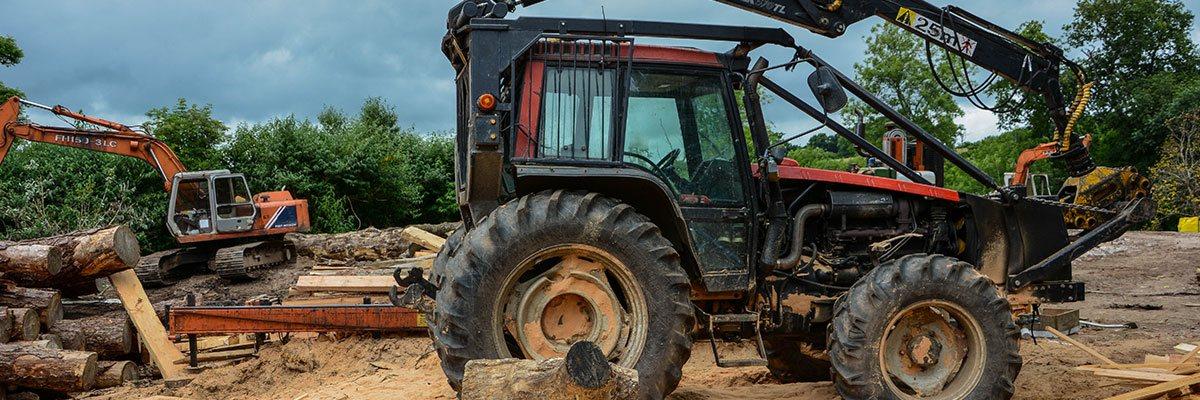 about buckleigh farm sawmill